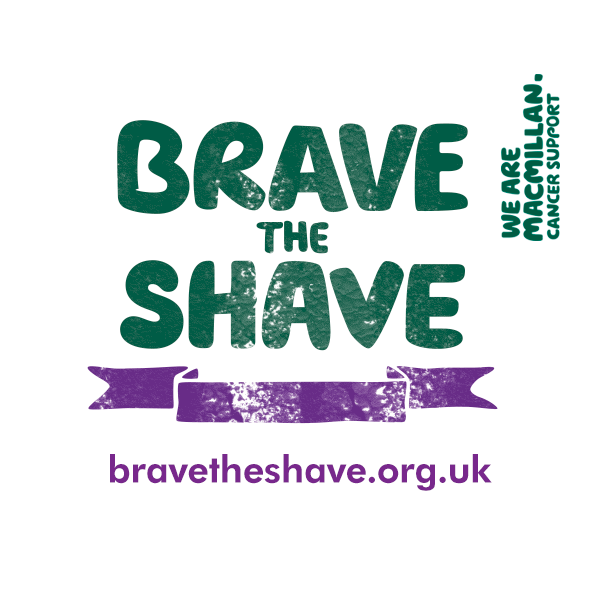 James Sirrell of EDSB is taking part in 'Brave the Shave'