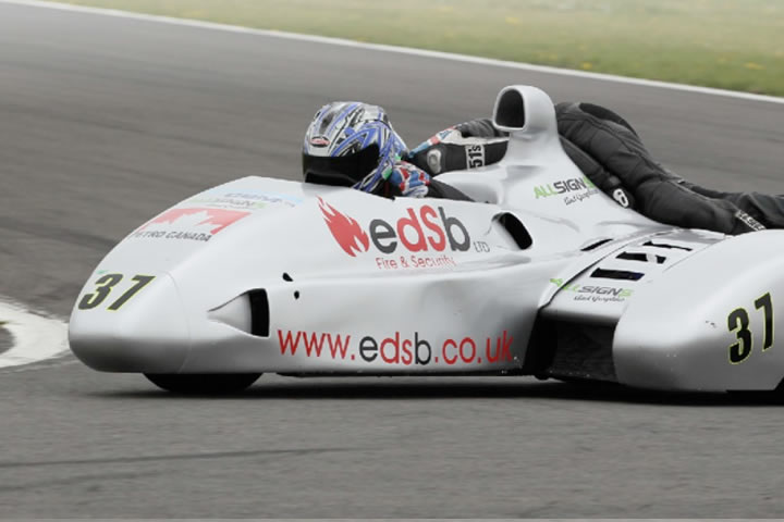 EDSB Fire and Security go Racing