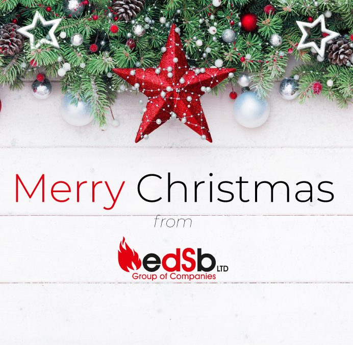 EDSB's availability of customer & technical support during the Christmas period.
