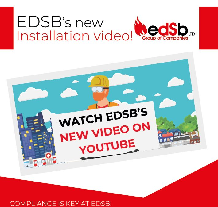 The EDSB Group of Companies have launched their new Installation Video!