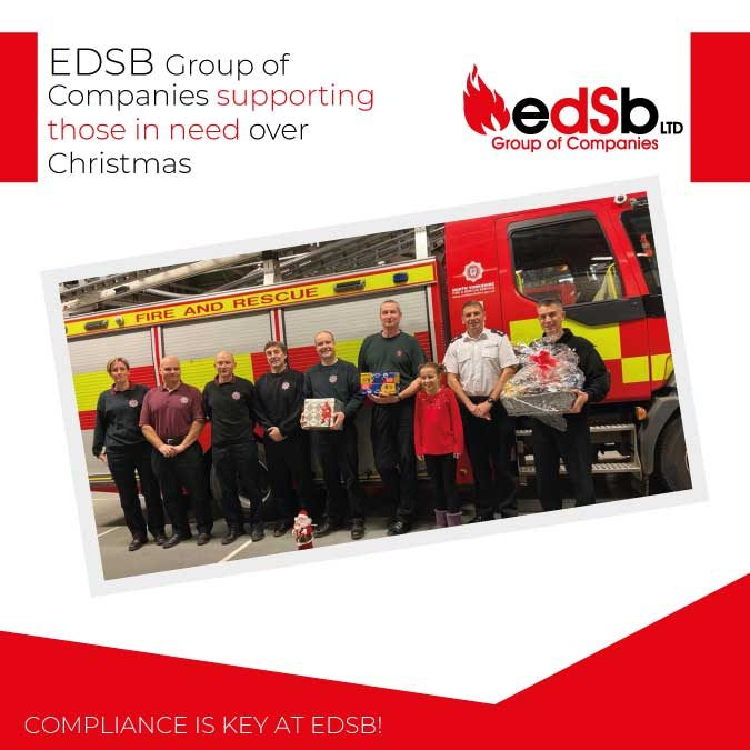 EDSB Group of Companies supporting those in need over Christmas